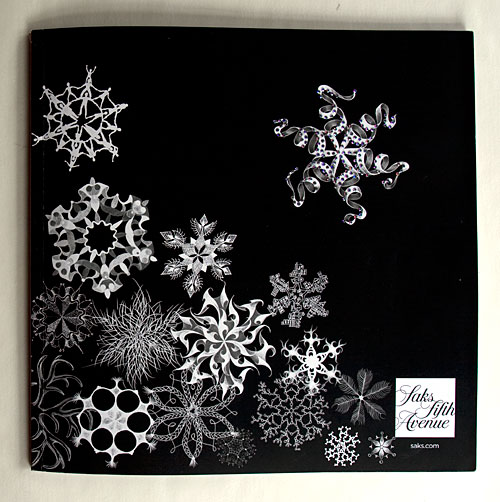 The YouWorkForThem Blog » Marian Bantjes Snowflakes
