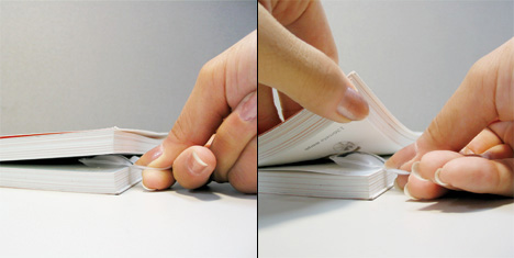 Puffy Bookmark