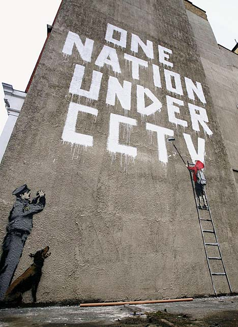 Banksy latest and greatest