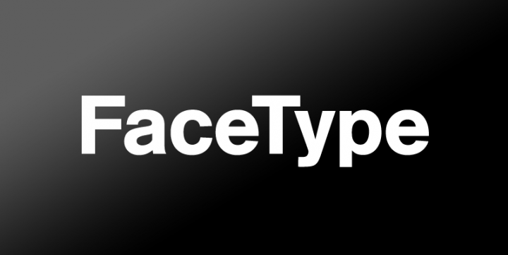 FaceType Fonts