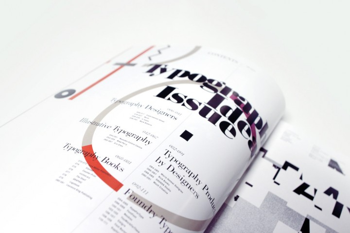 +81 Magazine Typography Feature 2