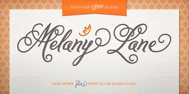 Melany Lane, designed by Yellow Design Studio.