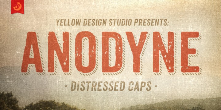 Anodyne, designed by Yellow Design Studio.