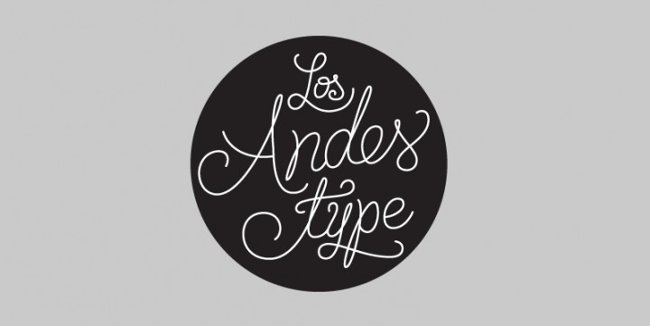 Los Andes Type, Now 50% Off!