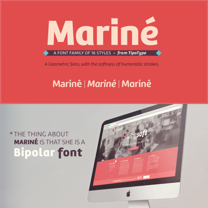 marine-font
