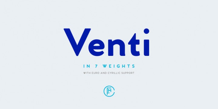 Venti CF by Connary Fagen