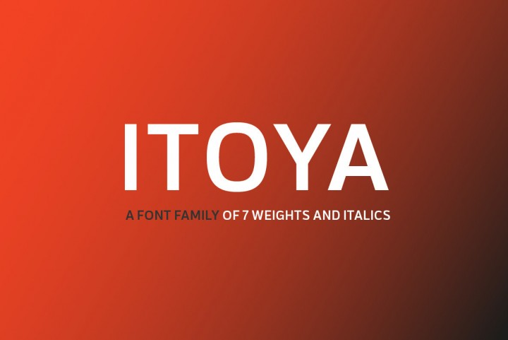 Itoya, Designed by The Northern Block