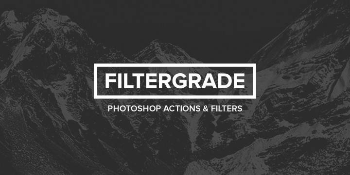 Download Photoshop Actions by Filter Grade