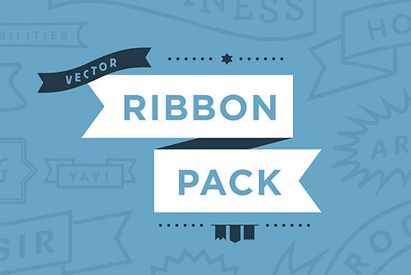 Download 60 Vector Ribbons