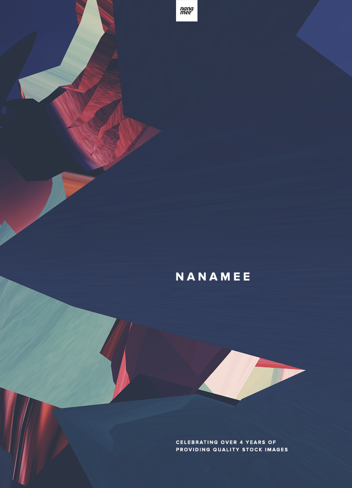 Nanamee, now celebrating 4+ years of providing quality stock images.