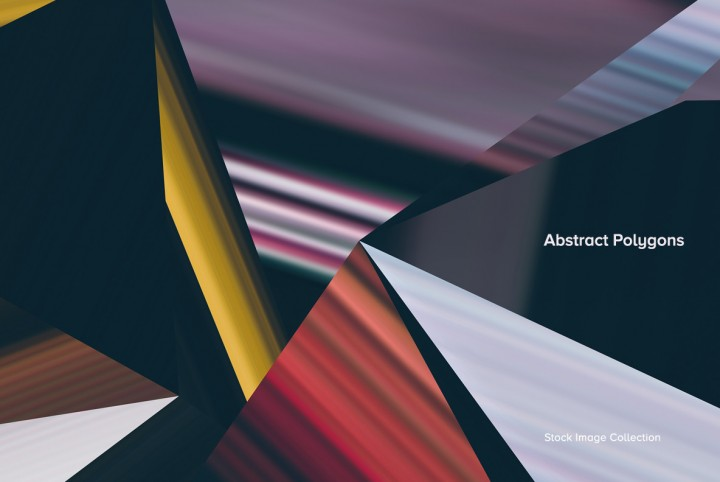 Abstract Polygons - 70 Images for $25