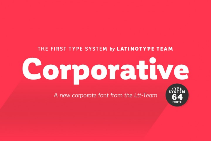 Download Corporative by LatinoType for $5