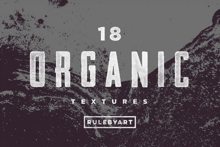 Organic Vector Textures by RuleByArt