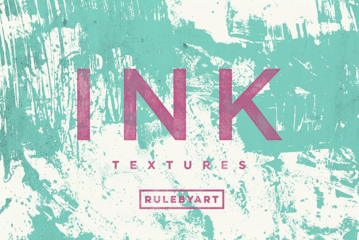 Download Ink Tetures by RuleByArt
