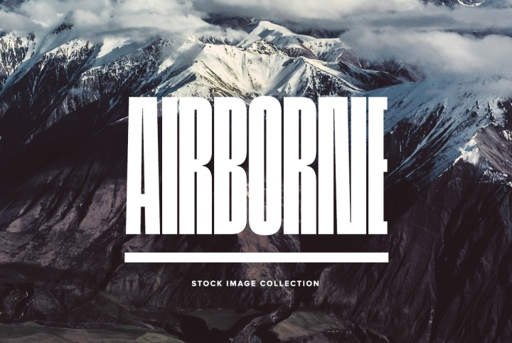 Airborne Image Collection by Alpha