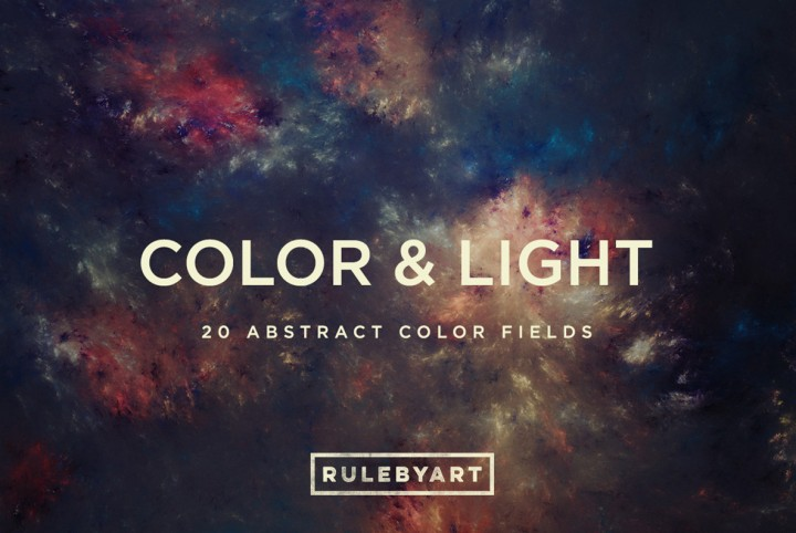 Color & Light - Abstract Graphics Collection
