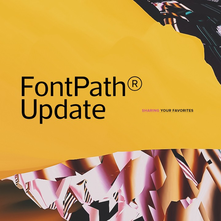 FontPath Update - Sharing Your Favorite Fonts