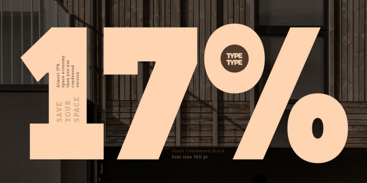 TT Slabs Condensed by TypeType