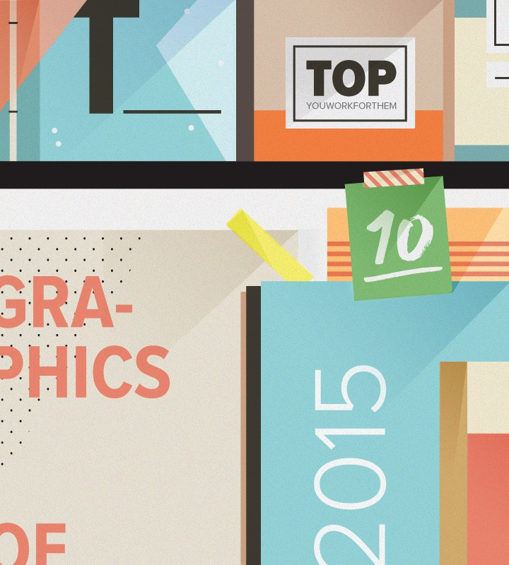 Top 10 Stock Graphics of 2015